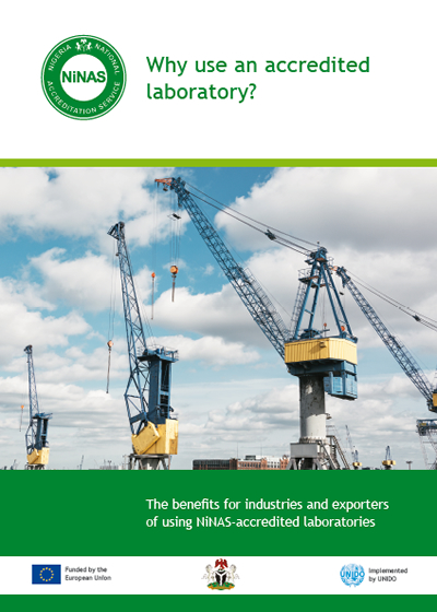 Benefits for Exporters brochure