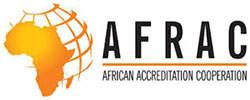 NiNAS is a Full member  of African Accreditation Cooperation (AFRAC)