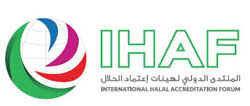 NiNAS is an Affiliate member of International Halal Accreditation Forum (IHAF)