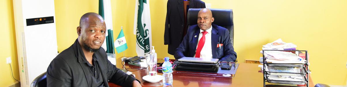 CEO of Nigeria Institute Of Welding