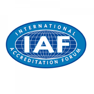 NiNAS is a member of International Accreditation Forum (IAF)
