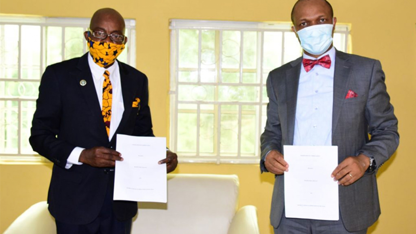 NINAS SIGNS MOU WITH BLOOM HEALTH NIGERIA MEDICAL LABORATORY TECHNICAL SUPPORT