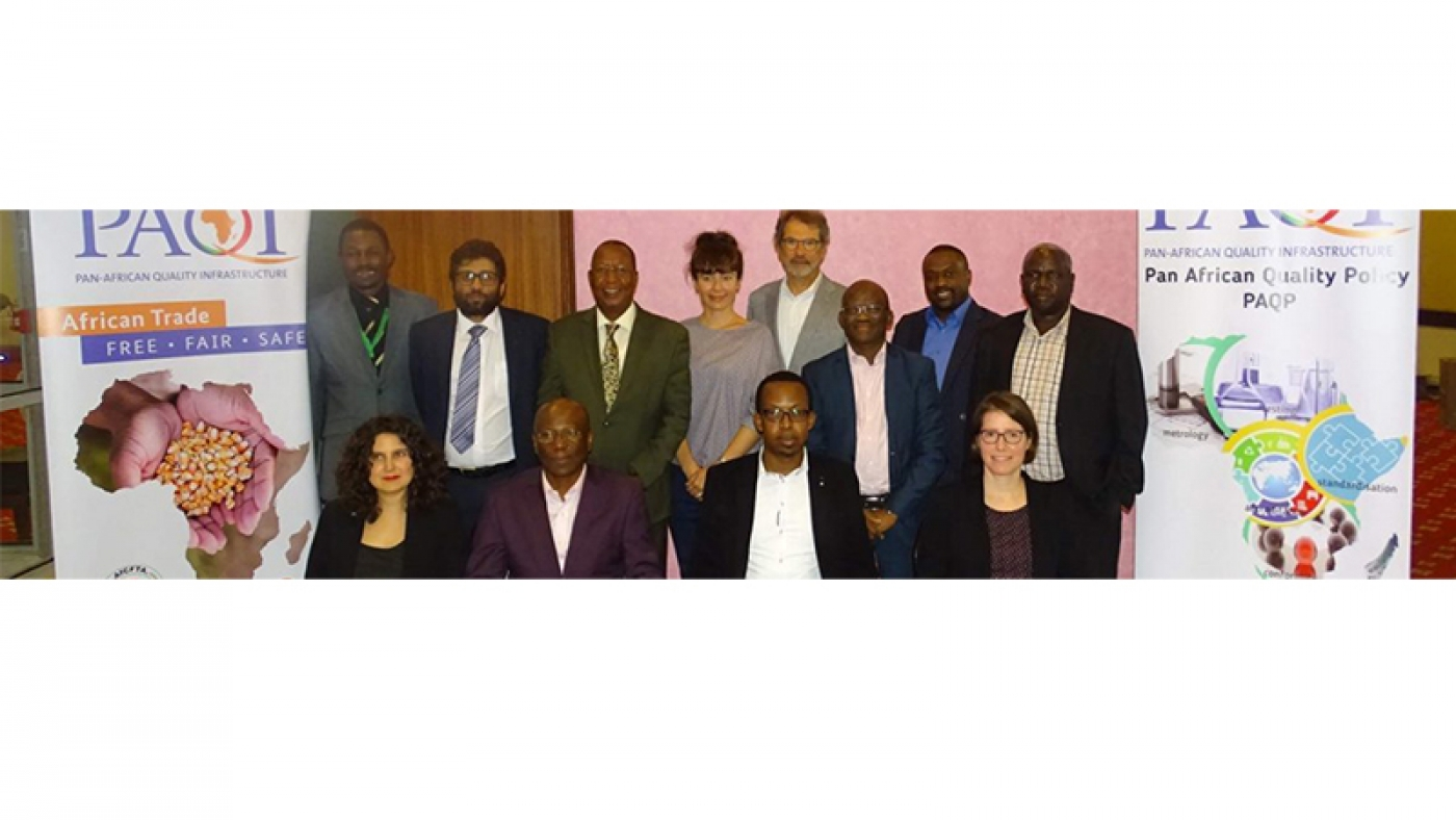 PAN AFRICAN QUALITY INFRASTRUCTURE (PAQI) APPOINTS A NEW CHAIRMAN